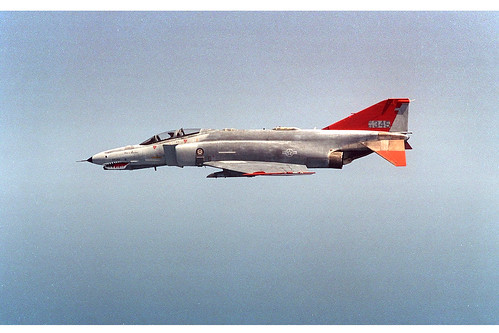 QF-4 target drone