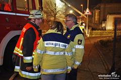 Scheunenbrand Taunusstein-Wehen 07.04.13