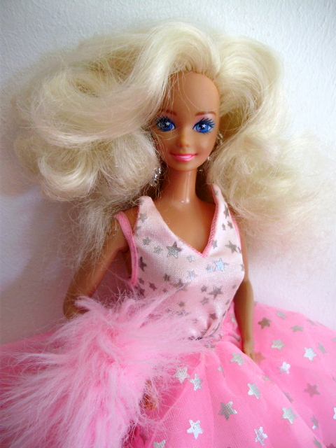 Superstar Barbie 1988