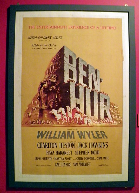 Ben-Hur (US poster), William Wyler (1959)