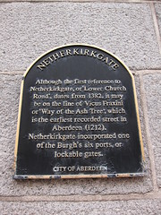 Photo of Black plaque number 3542