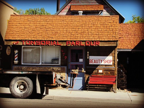 reflection colorado barbershop smalltown beautyshop homemadesigns nucla