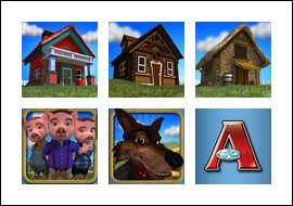 free Piggy Fortunes slot game symbols