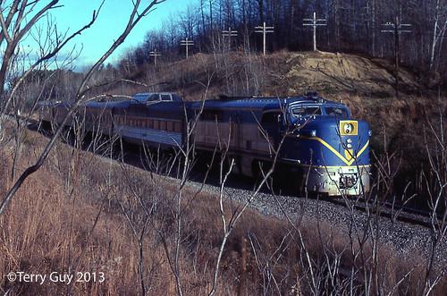 railroad saratogasprings amtrak adirondack skidmorecollege alco delawareandhudson