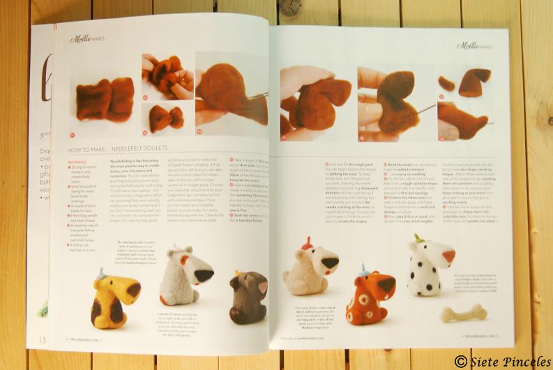 Mollie Makes Revista manualidades 4