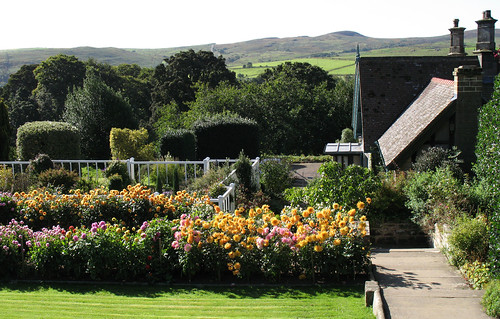 View from the Formal Garden