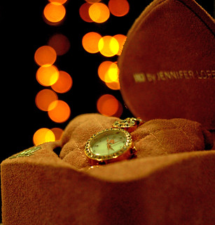 Jennifer Lopez watch