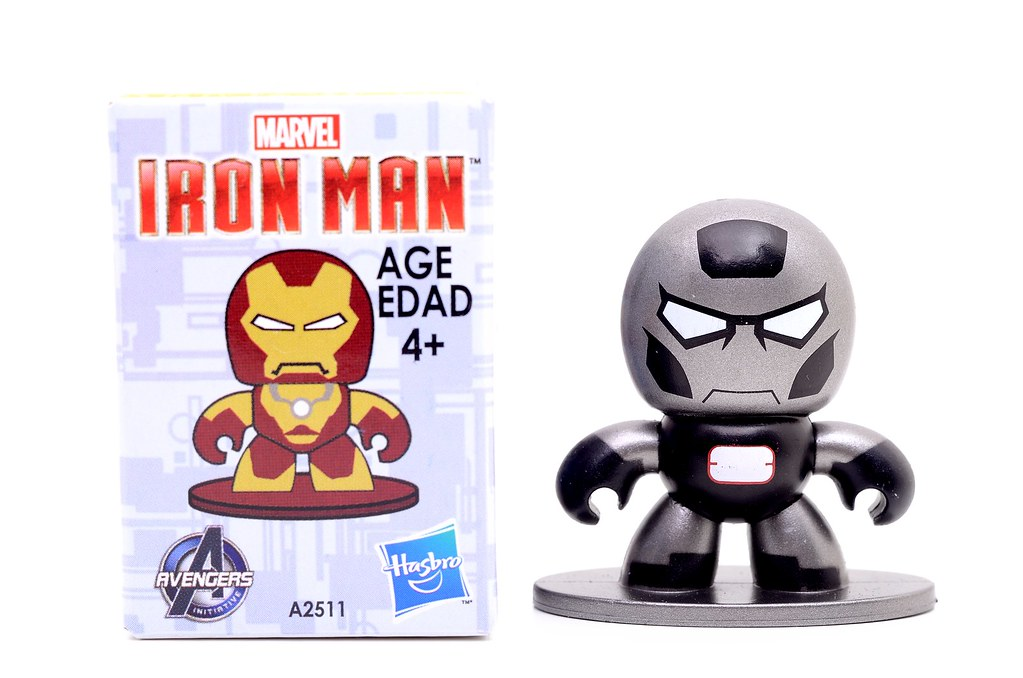 µ-Muggs Iron Man