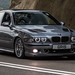 BMW M5 - GRIS by Keith Mulcahy