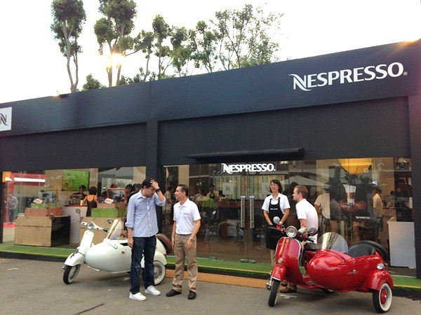 nespresso coffee - savour 2013 singapore  (2)