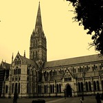 Salisbury Cathedral - An InSPIREing Place to Visit!