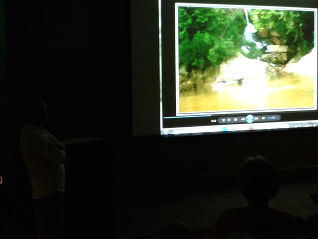 John Craun on swimming the Altamaha River