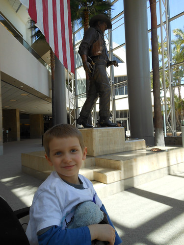 John Wayne Airport by Troy and Karla Gould