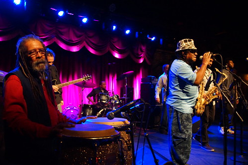 Skatalites at Brooklyn Bowl 2-28-13 by PatMinNYC