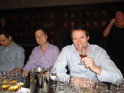 Rob Campbell, SMOJoe, CC whisky tasting at Hart House