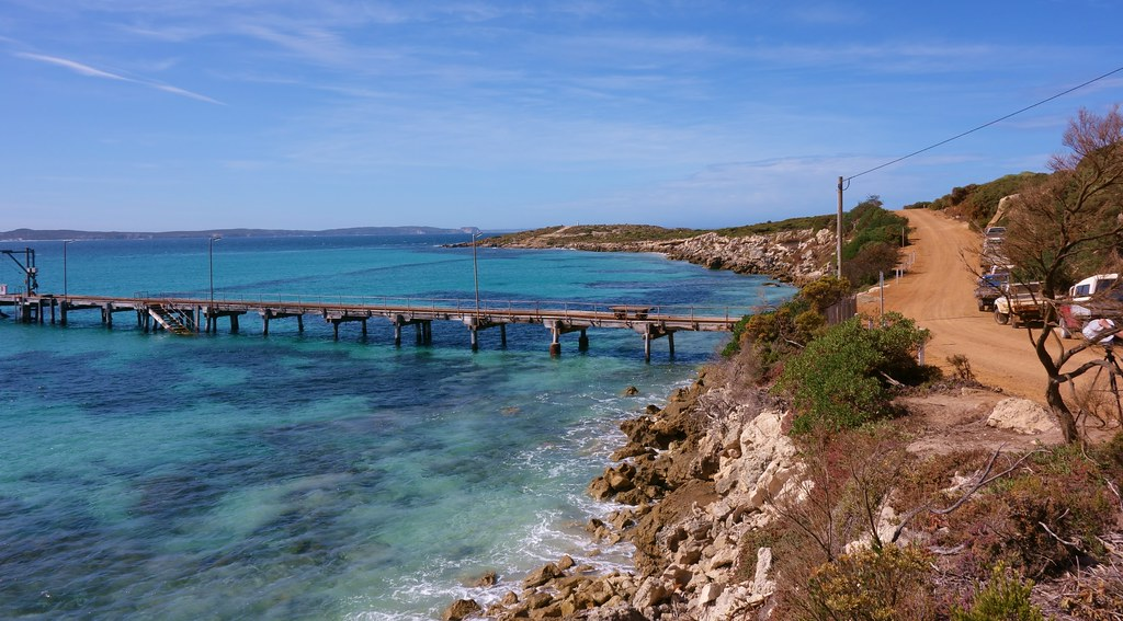 Vivonne Bay Jetty, Kangaroo Island, South Australia down under