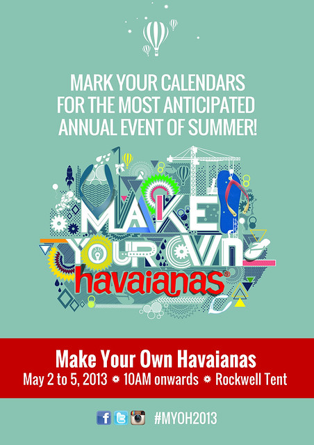 HAVAIANAS EVENT POSTER