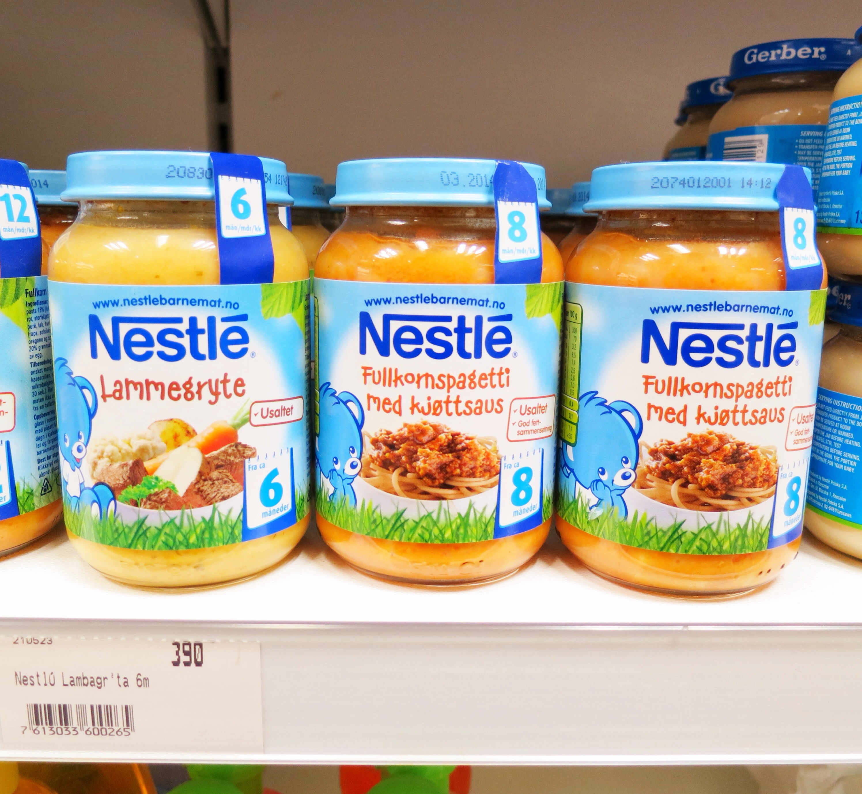 Nestle Space Food Sticks Recipe