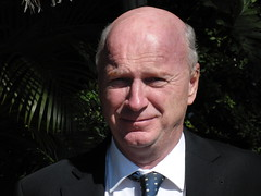 The European Union ambassador in Pretoria, Roeland van de Geer says they are within months of concluding negotiations with Southern Africa on a major new trade deal. Credit: John Fraser/IPS