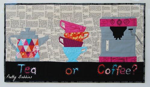 tea or coffee mini wall