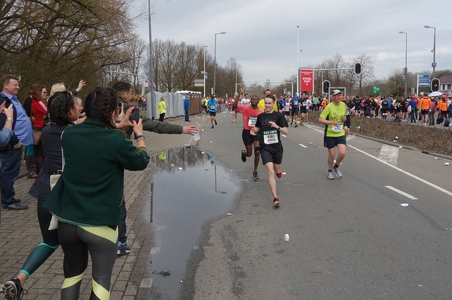 Rotterdam Marathon 2013