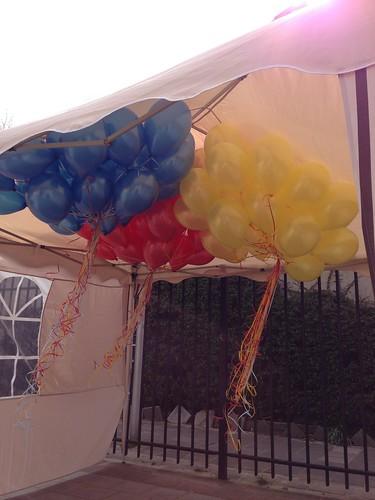 Heliumballonnen De Pyramide Spijkenisse