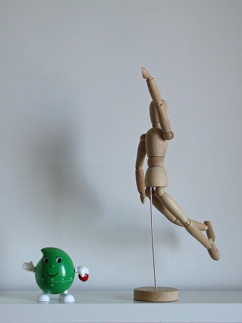 木偶与计时器20130420