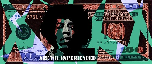 ARE YOU EXPERIENCED? by WilliamBanzai7/Colonel Flick
