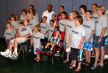 Gary Brackett's IMPACT Foundation