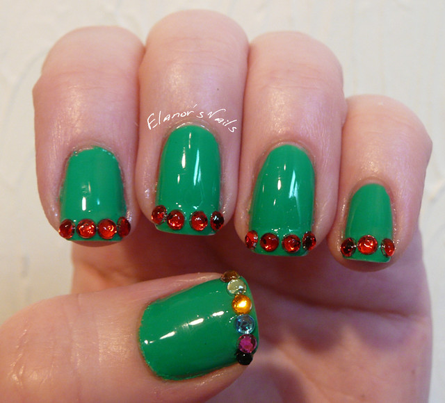 snooker nails 2013 4