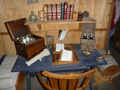 Lewis and Clark Desk
