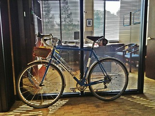 Bikes in the Office