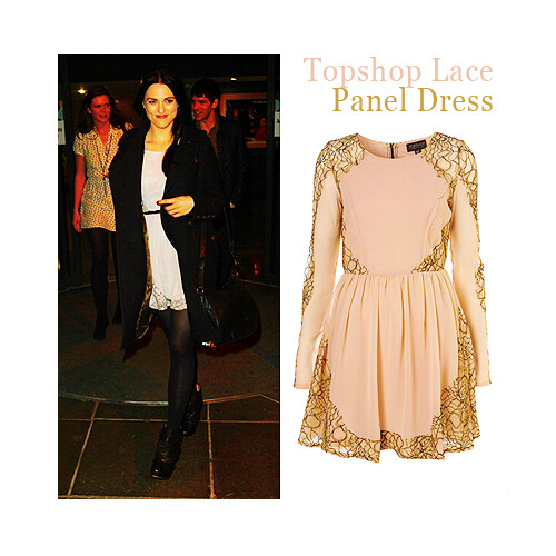 Topshop-Lace-Panel-Dress