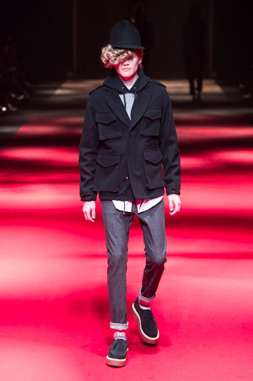 Stephan Haurholm3082_FW13 Tokyo GANRYU(Fashion Press)