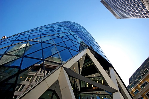 Gherkin, London