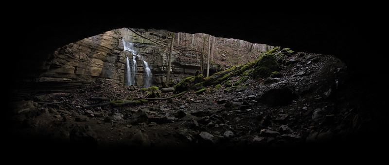 Waterworks Cave Tennessee