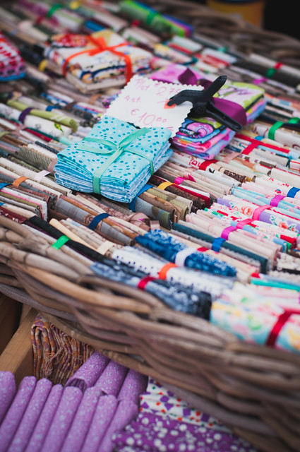 Holland Fabric Market / Holland Stoffmarkt