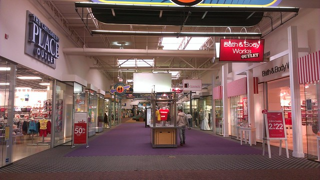 The great mall of the great plains olathe kansas city - Burlington coat factory garden city ...
