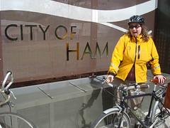 HA in the City of Ham