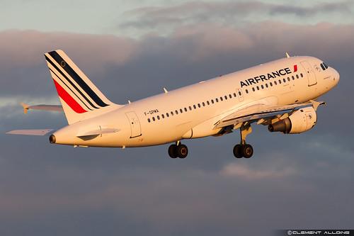 A319 - Airbus A319-113