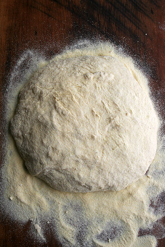 doughinsemolina