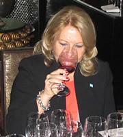 Tastings: Susana Balbo of Dominio del Plata of Argentina