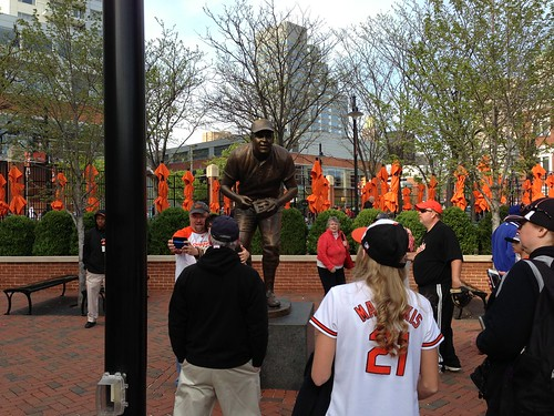 Brooks Robinson Statue
