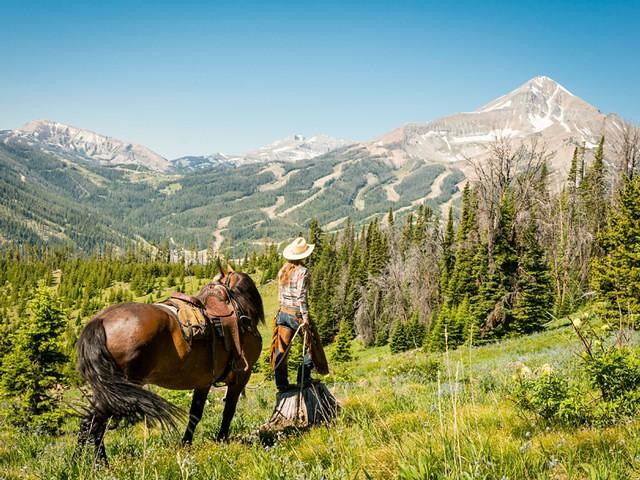 Horseback Riding Tours On The Big Island