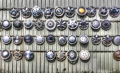 HUBCAP CITY  WALL OF FAME