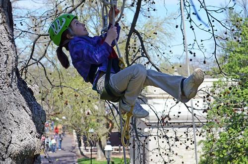 Canopy Climb Kid