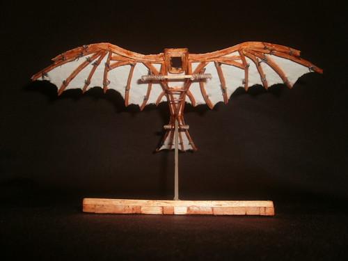 maquina voladora
