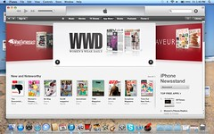 iTunes Newsstand