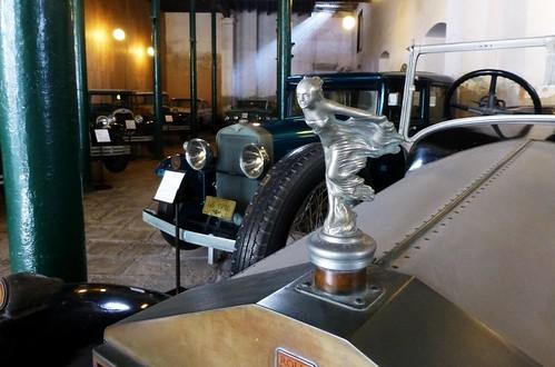 Rolls-Royce Phantom I 1926 - Depósito del Automóvil, La Habana, Cuba