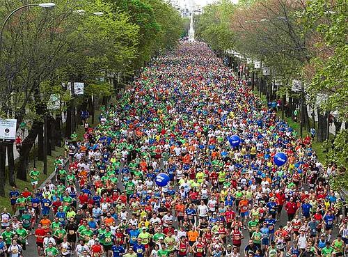 Maratón de Madrid 2013